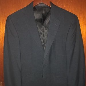 Thin Pinstripe Sportcoat Kenneth Cole